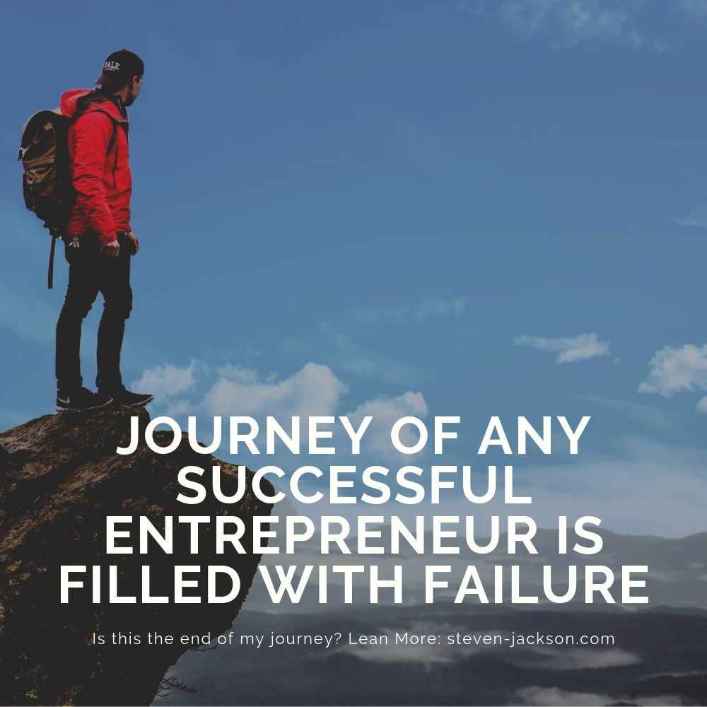 Journey of any successful entrepreneur